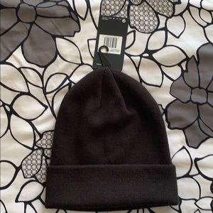 Nike Accessories - NEW! Nike swoosh cuffed beanie knit hat